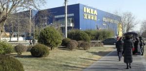 IKEA i Beijing