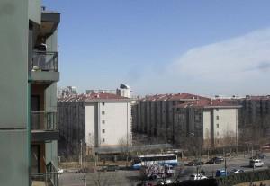 Luften blir bara bättre och bättre i Beijing