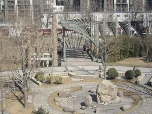 The Riverside - Hongyan Road i Beijing 2011-03-02