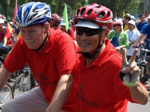The 1st Beijing International Cycling Tour Festival Sponsored By Badaling Great Wall