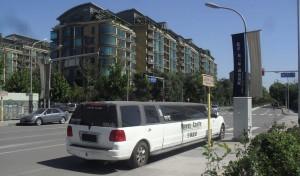 Limousineservice i Beijing