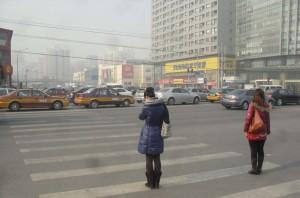 Carrefourvaruhus i Beijing