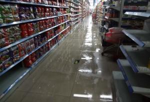 Översvämning på Shuanglong